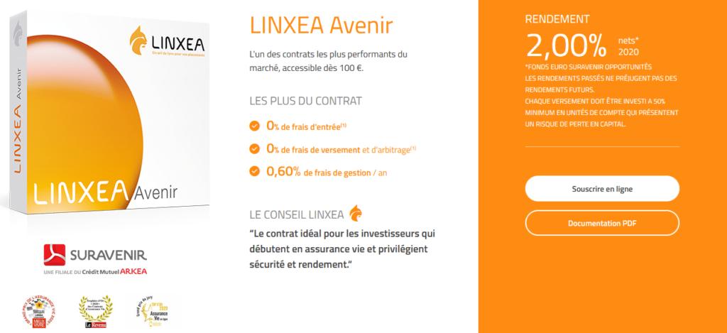 Linxea Avenir